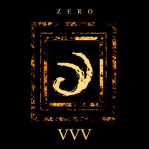 VVV ZERO ジャケ写