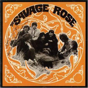 The Savage Rose ジャケット写真