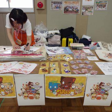 ドルアニシリーズ・九藏猫窩のブース photo by goma